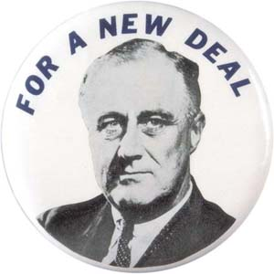 the positive impact of franklin delano roosevelts new deal program New deal essay the effectiveness of franklin d roosevelt's new deal programs remains a contentious topic among historians franklin roosevelt's new deal when president took office in march of 1932 he had an idea of a plan the impact of roosevelt's new deal essay.