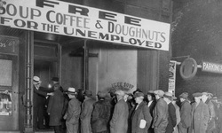 Surprisingly, At The Beginning Of The Great Depression The First Soup  Kitchen Was Opened By Al Capone. The Dishonorable Gangster.